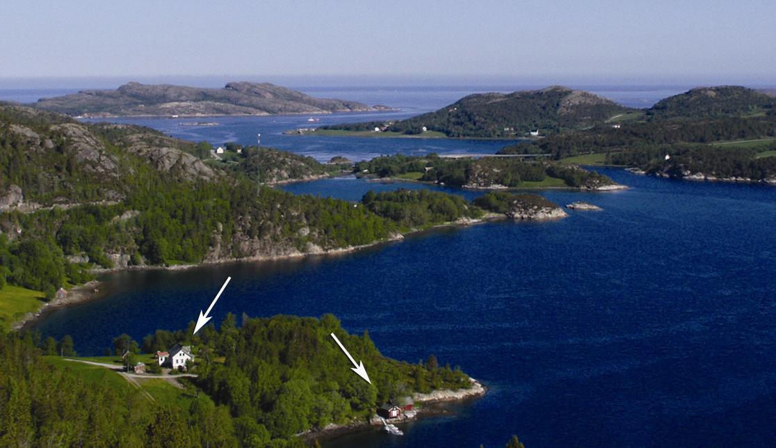 Leiligheter i Bogen, Norge