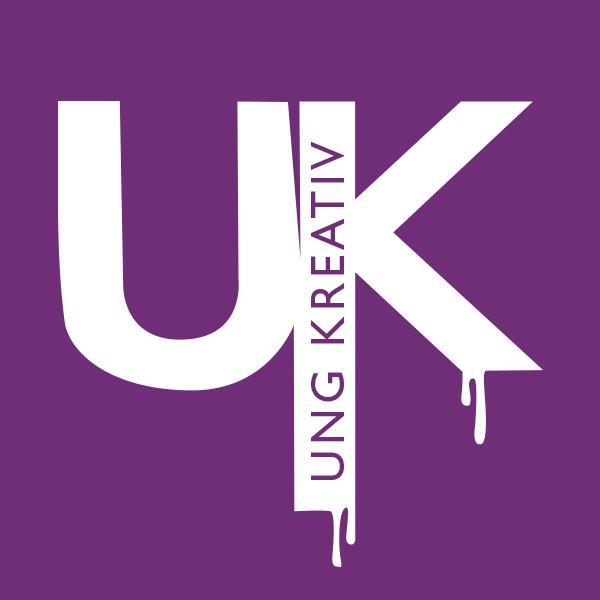 Logotype Ung kreativ