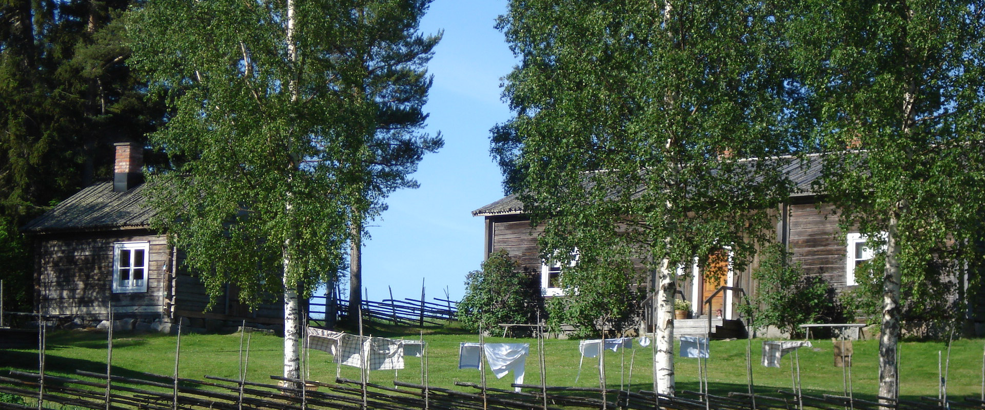 Pehrsgårdens utemiljö Swensbylijda
