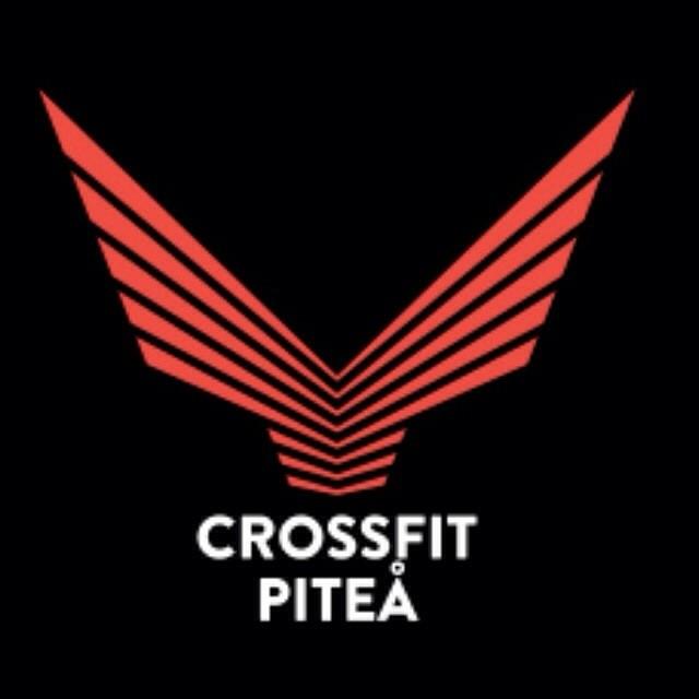 Crossfit logotyp, logga