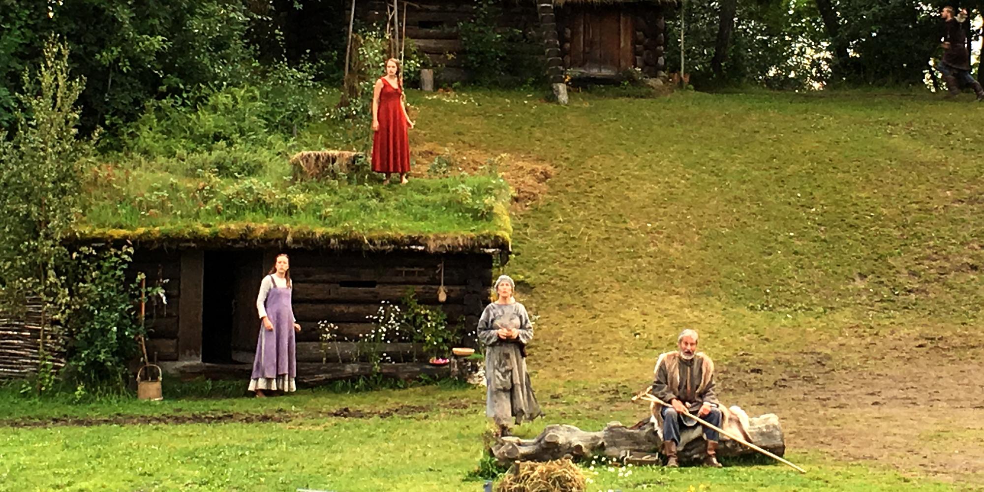 Spelet om Heilag Olav