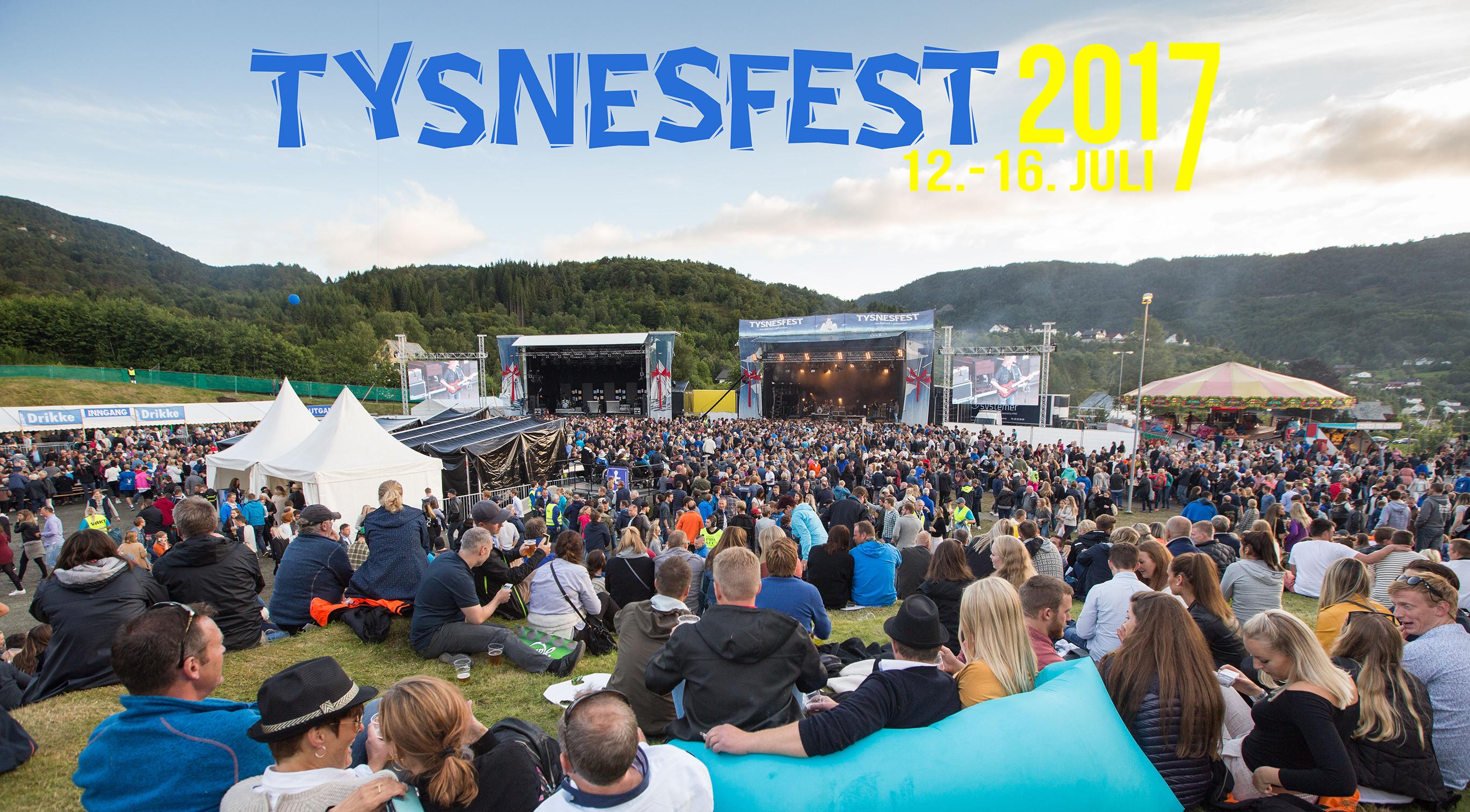 Tysnesfest 2017