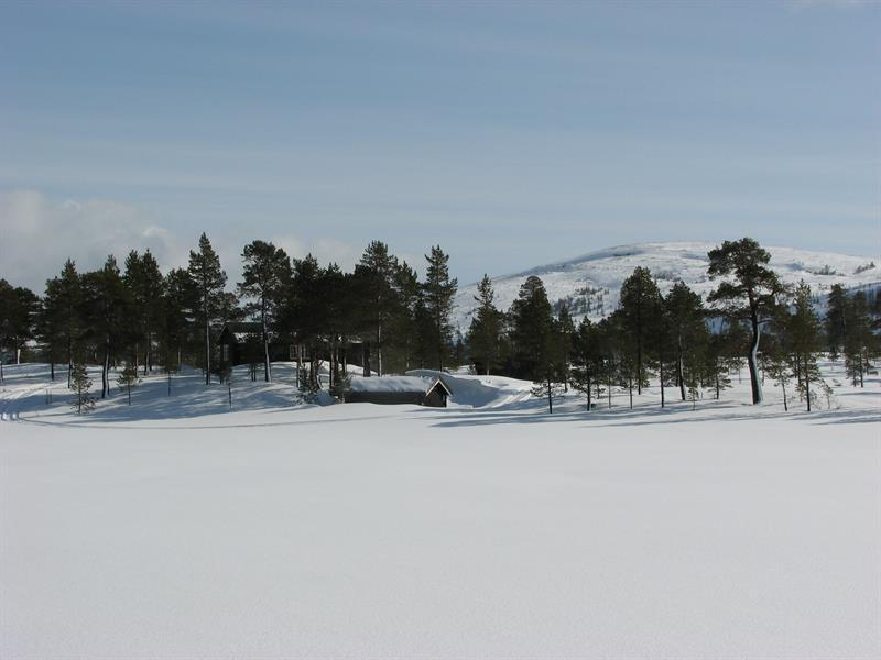 Kvernsjøhytta (Snåsa Fjellstyre)