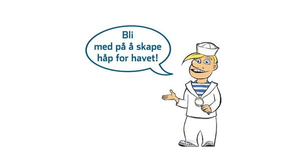 "Oppdrag ""Håp for havet"" – Rebusløp for barn på Museet Kystens Arv"