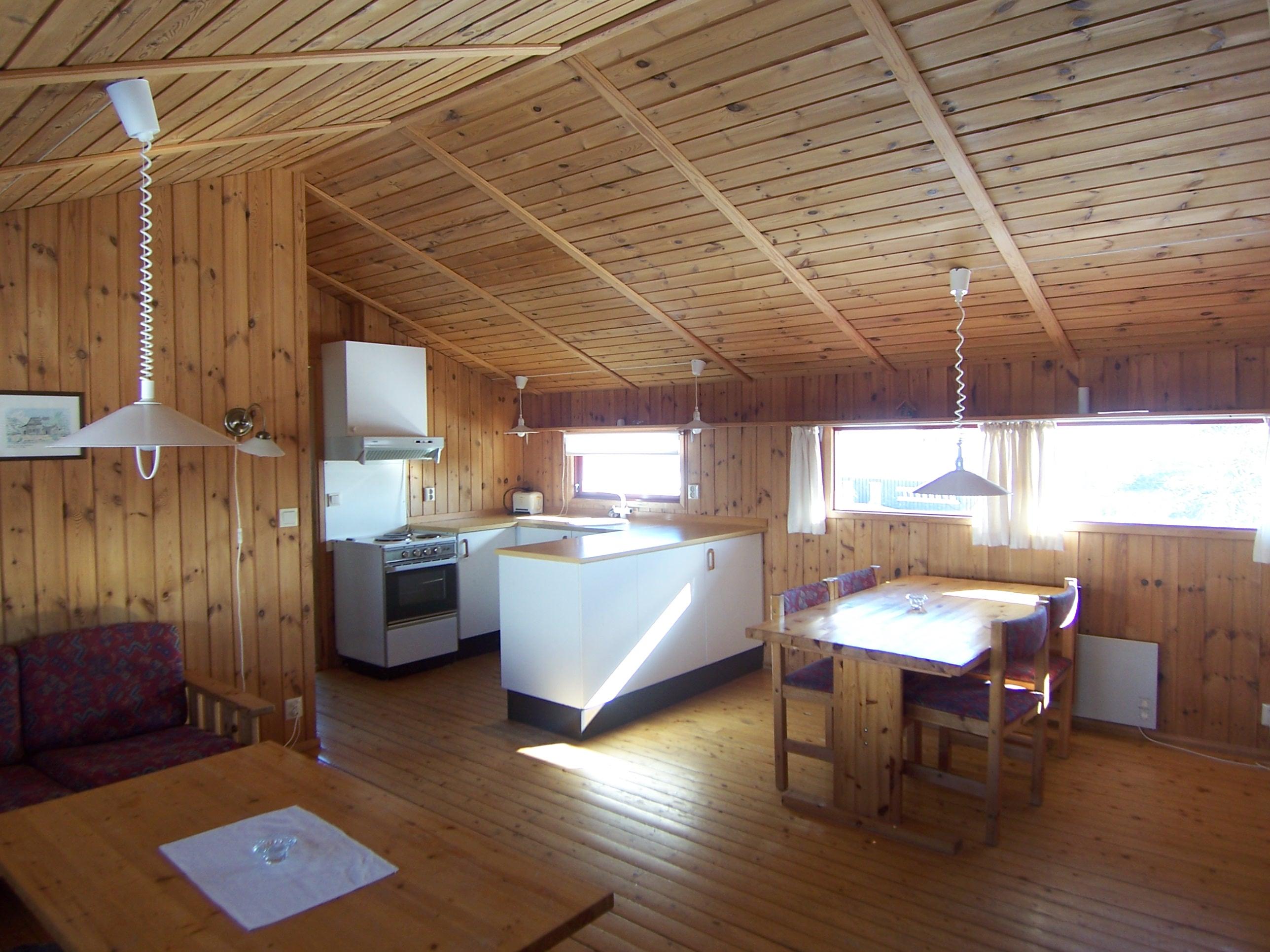 Cabin at Lifjell , © Lifjell-Tunet