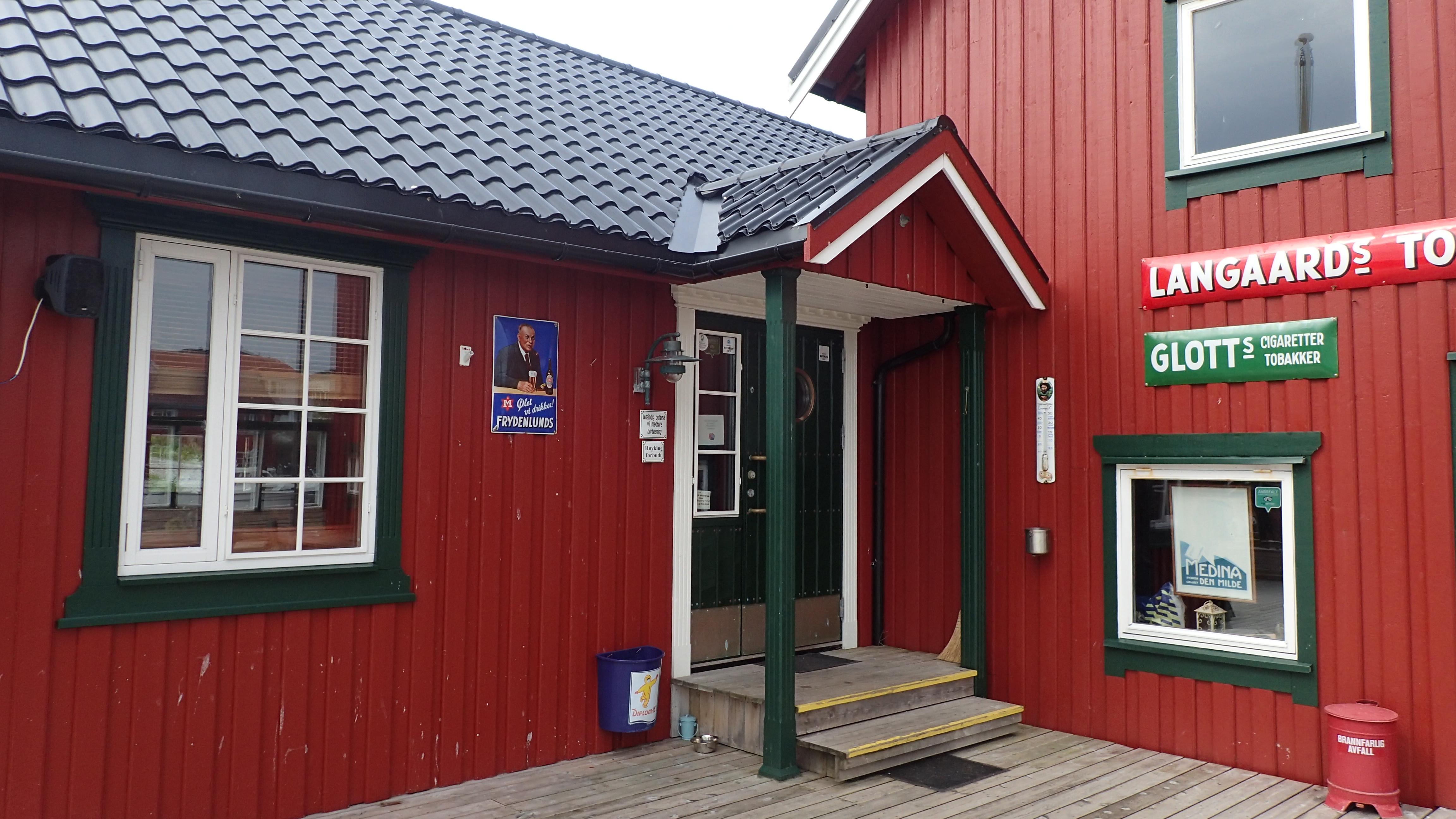 Supen Pøbb. Copyright: Laila Støen