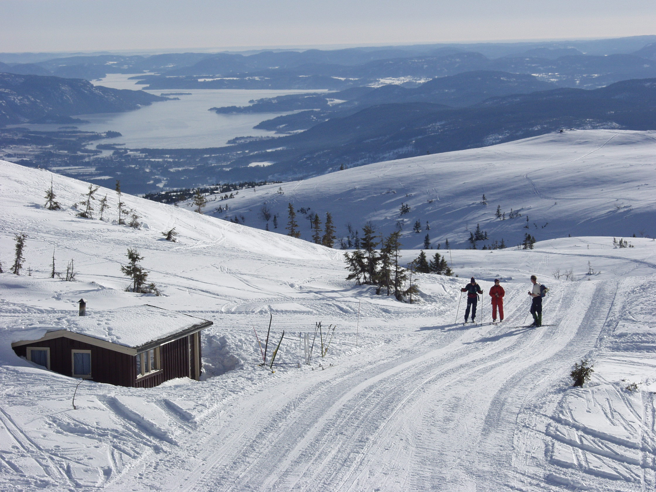 Vinter på Lifjell, Bø i Telemark , © Reisemål Bø