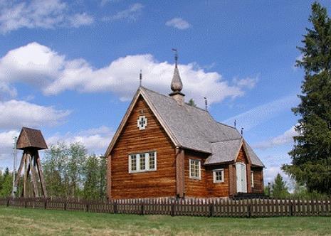Gråträsk kapell