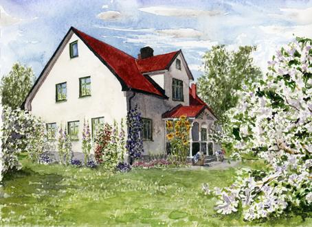 garda gotland karta Bed & Breakfast på Hälsogården i Garda   Gotland garda gotland karta