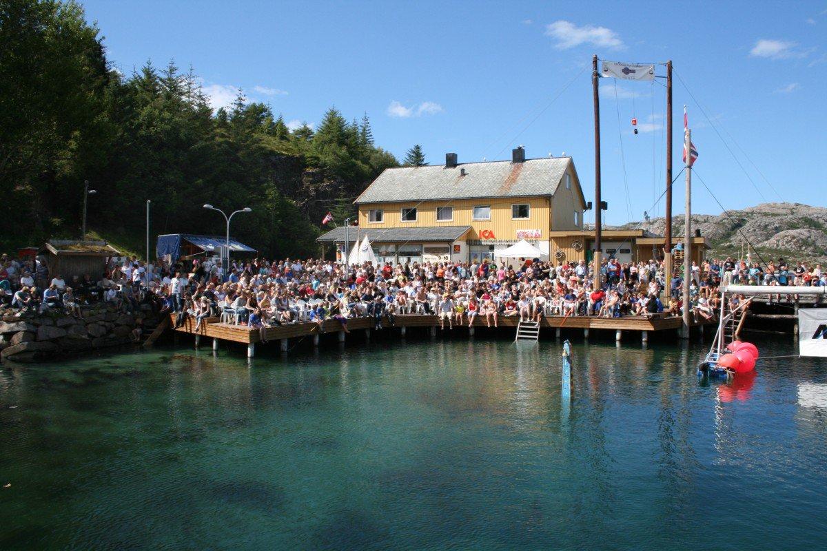 Fiskefestivalen 2019 på Bessaker