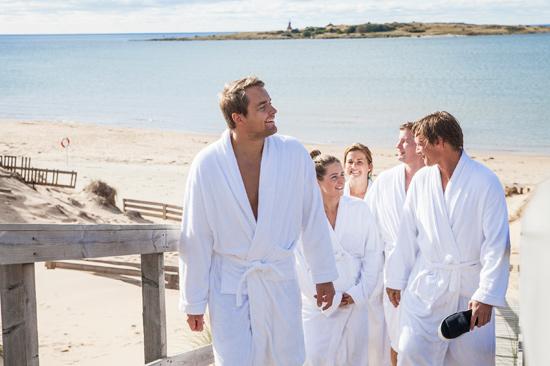 Kombinera din konferens med ett dopp i havet och avkoppling i The Spa