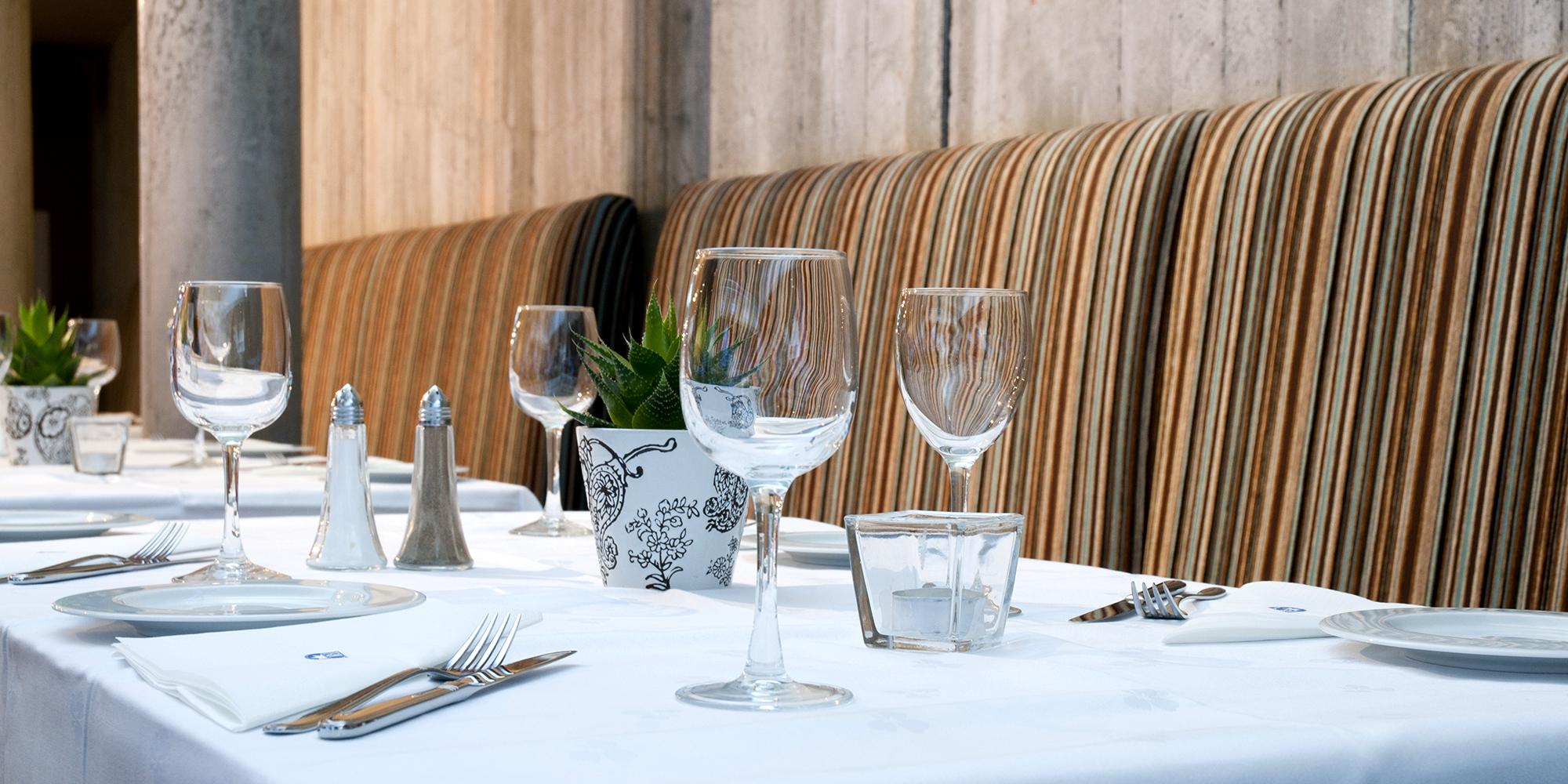 Restaurant Skalden at Stiklestad Hotell. Copyright: Stiklestad