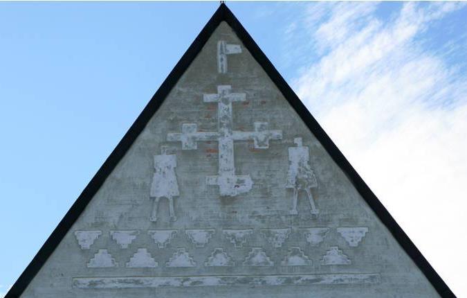 Öjeby kyrka tak