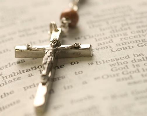 bibel och kors