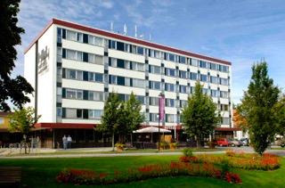 Hotell Halland mitt i Kungsbacka centrum