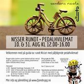 NISSER RUNDT + PEDALHVILEMAT