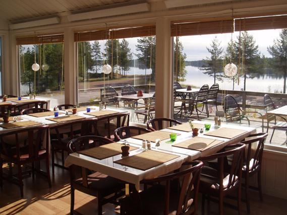 Restaurang Interiör, Norrskensgården