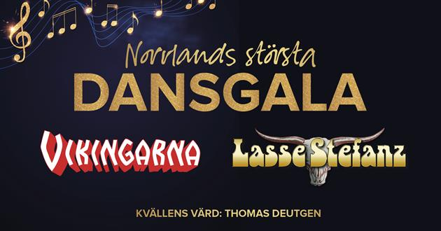 Norrlands biggest dance gala