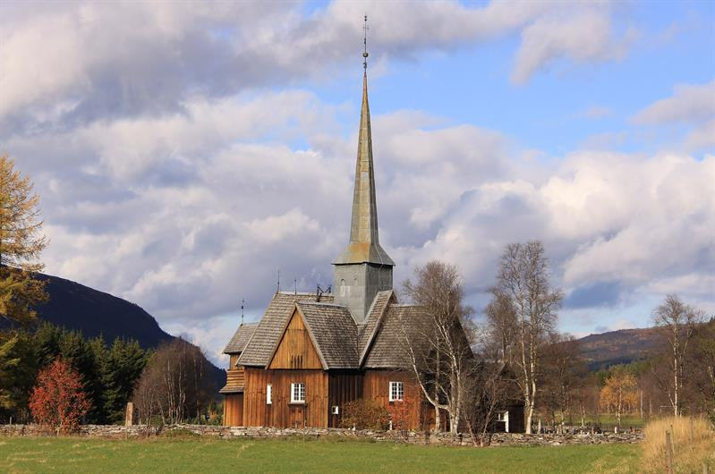 The Church at Kvikne
