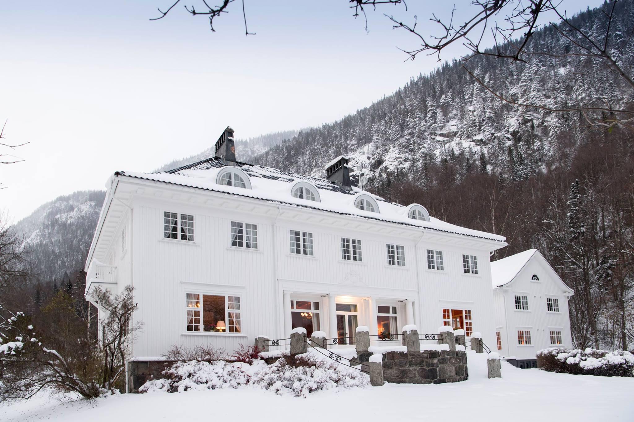 Forfatterskap på Rjukan Admini Hotel