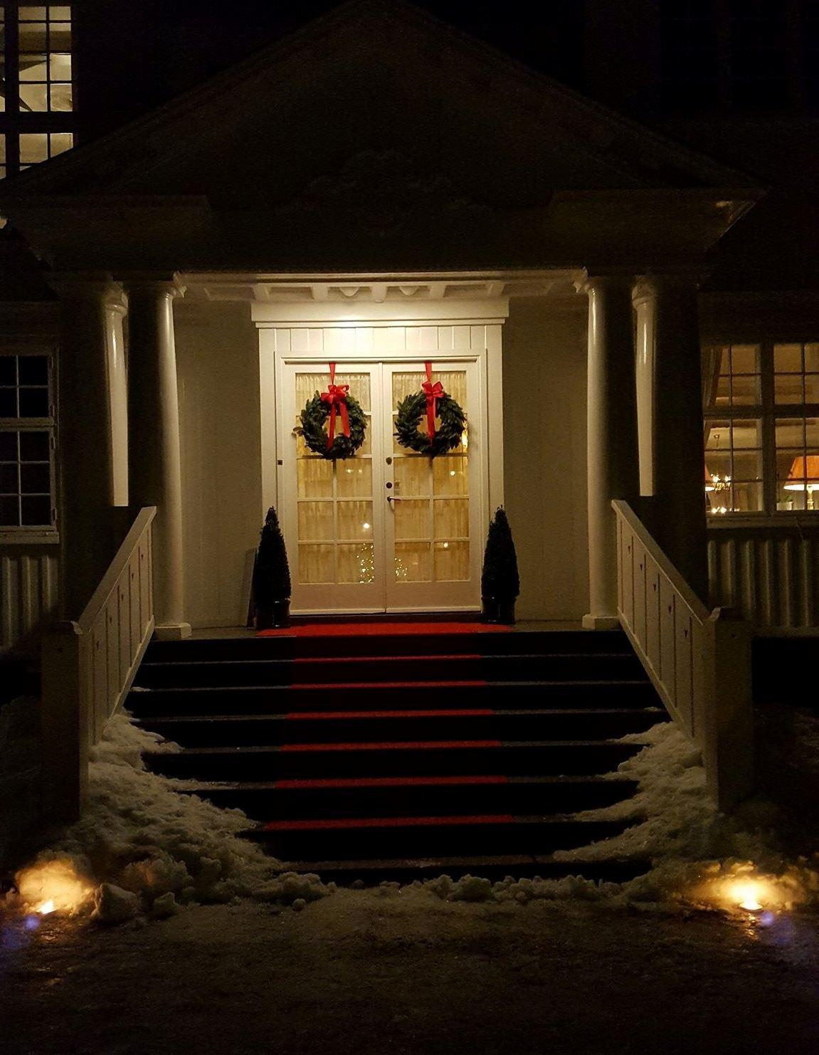 Julekonsert på Rjukan Admini Hotel