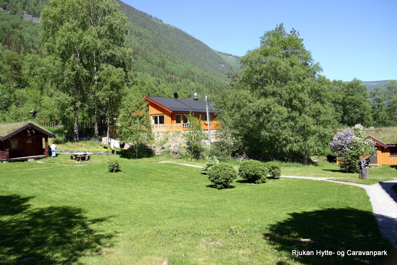 © Rjukan Hytte og Caravanpark