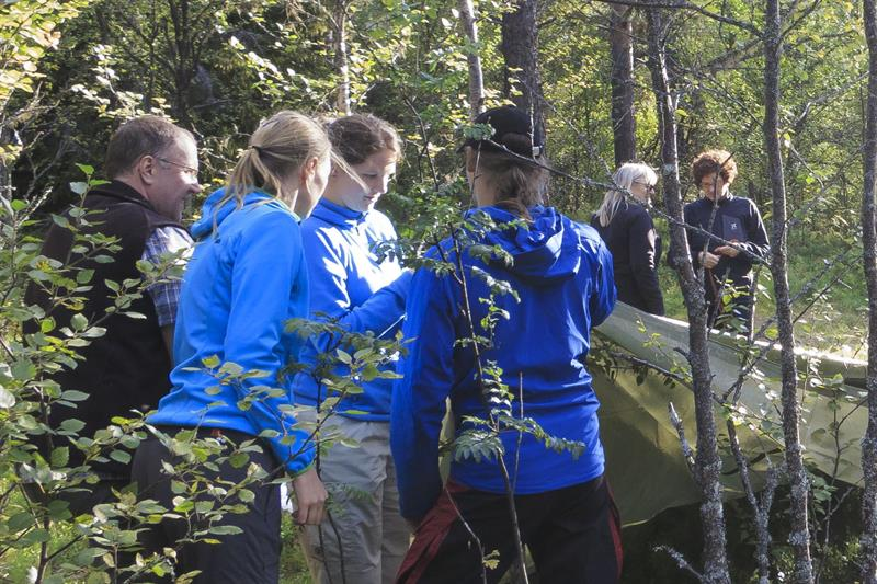WILDERNESS CAMPS - NATURE CONNECTION TRAINING COURSES