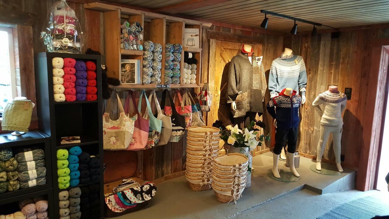 Strikkeburet - Norway's best yarn shop