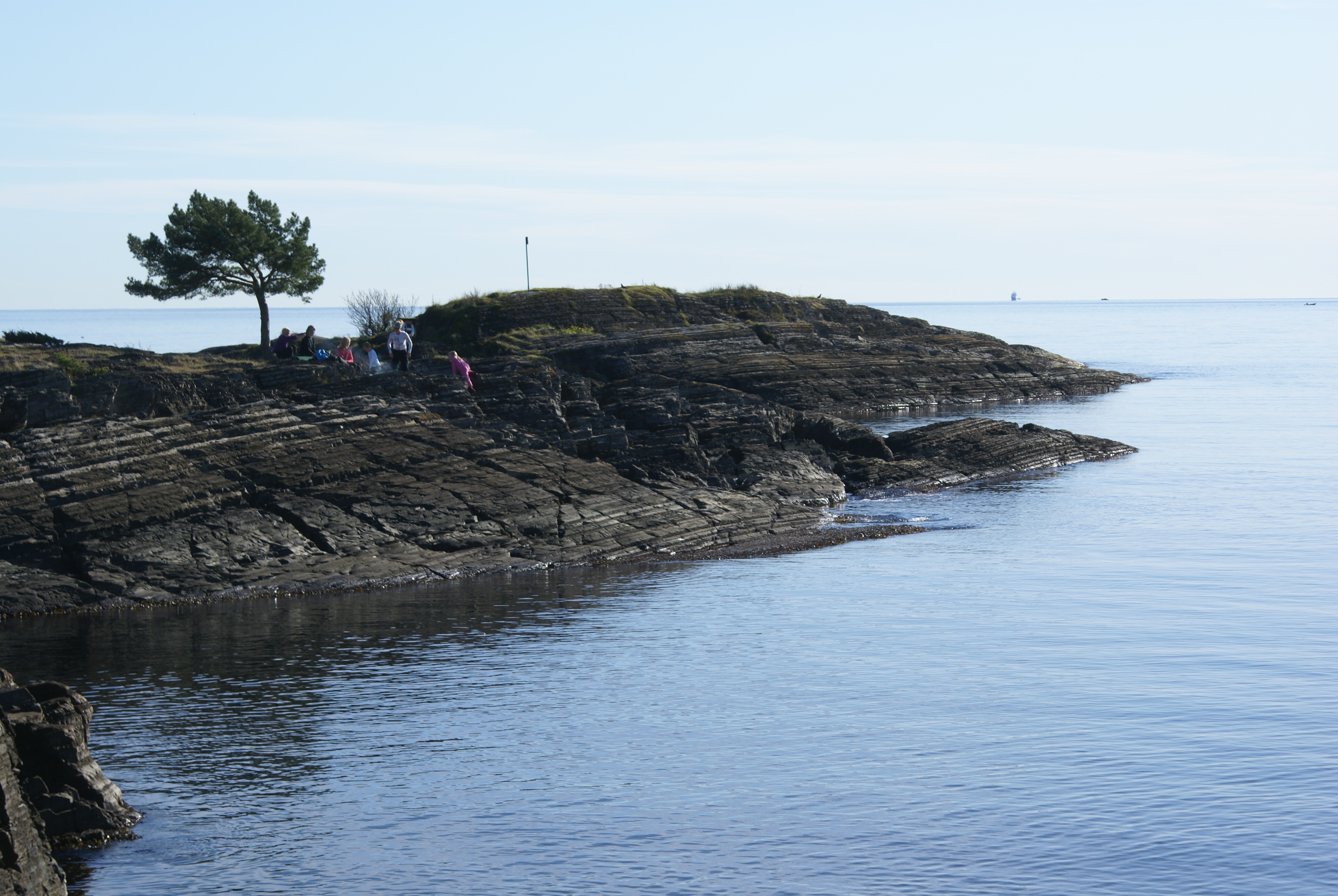 Jypleviktangen is a part of the coastal path, a very popular hiking area with great fishing opportunities. , © Visitgrenland