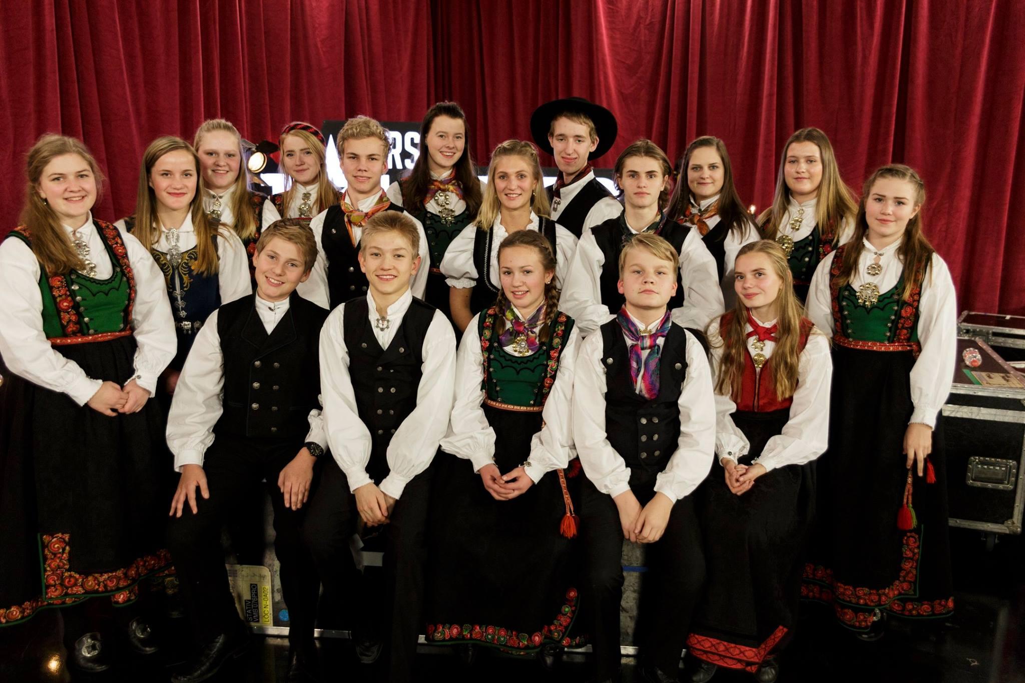 Tinndølan på Norske Talenter