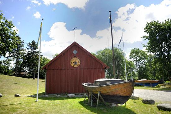 Välkommen till Båt- och Sjöfartsmuseet i Onsala utanför Kungsbacka