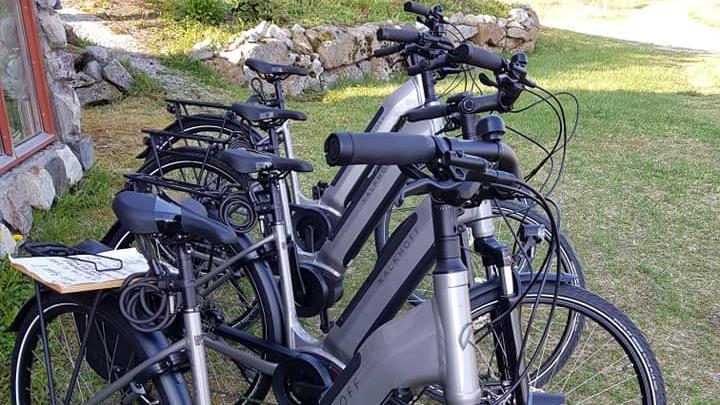 Turforslag: Sykkelruter på Jøa