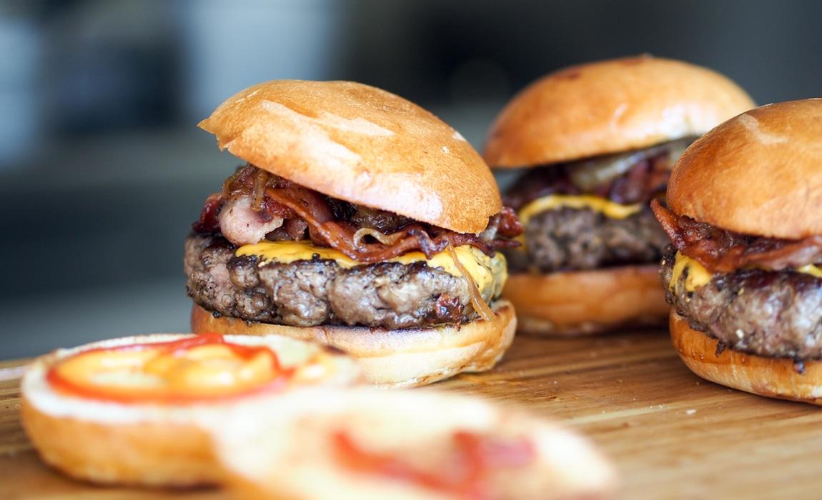 God og hjemmelaget mat serveres på Bygget Café, © Bygget Café