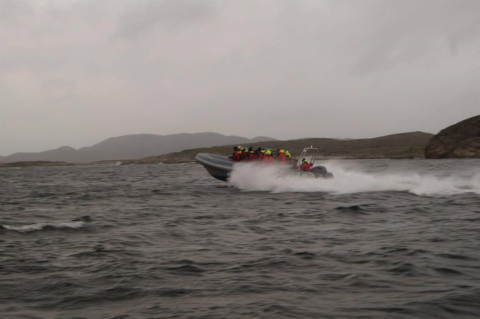 Nærøysund Rafting