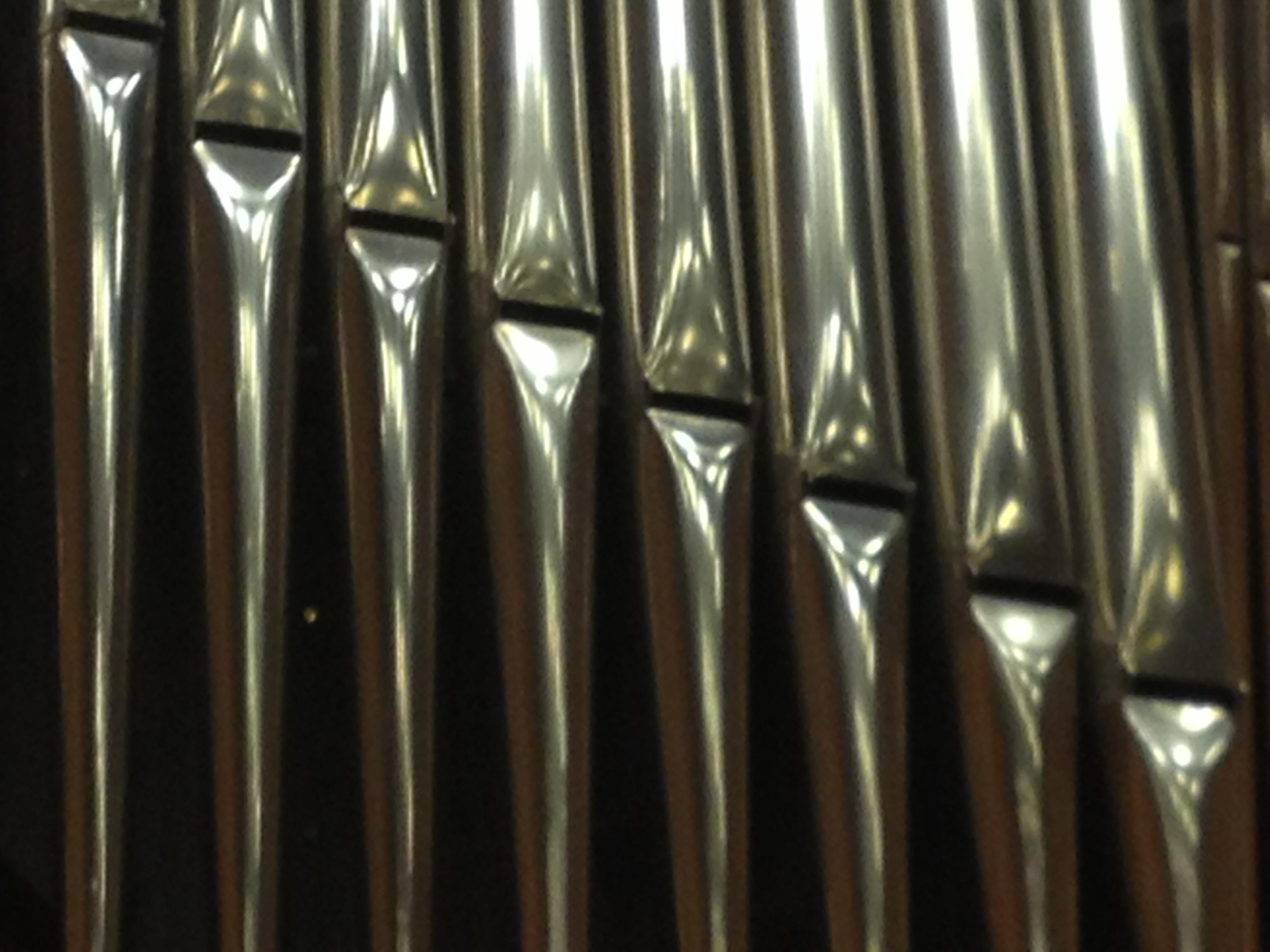Orgel pipor