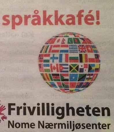 Språkkafe på Ulefoss