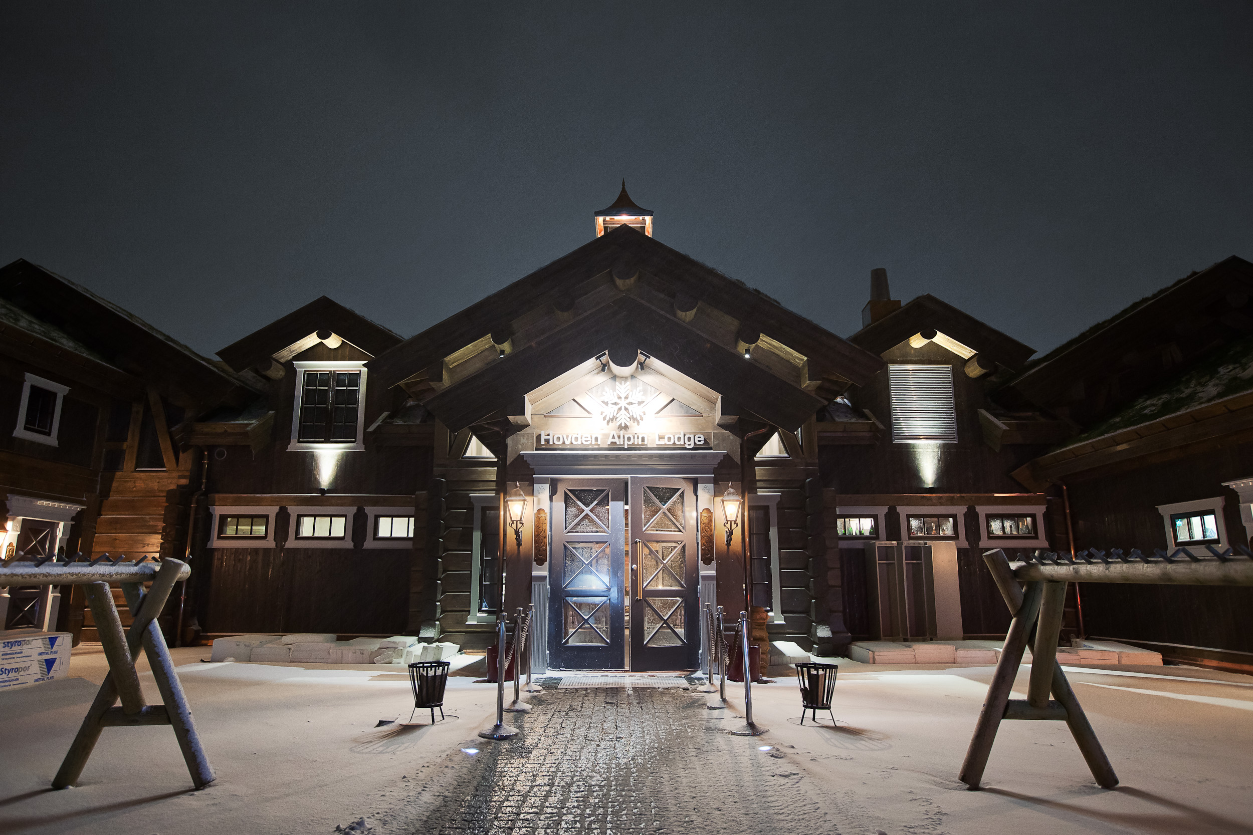 Hovden Alpin Lodge