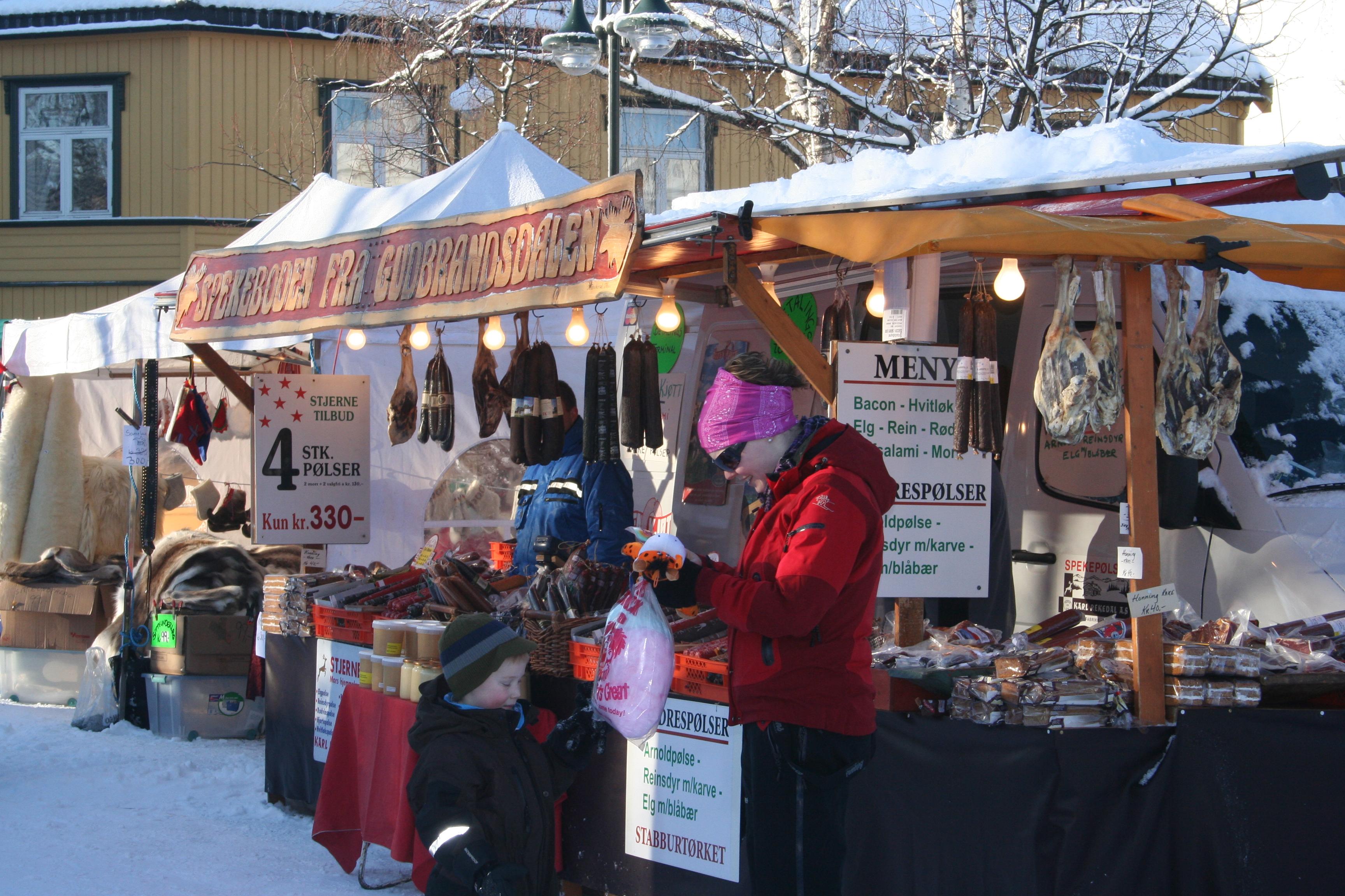 Marsimartnan (market festival)