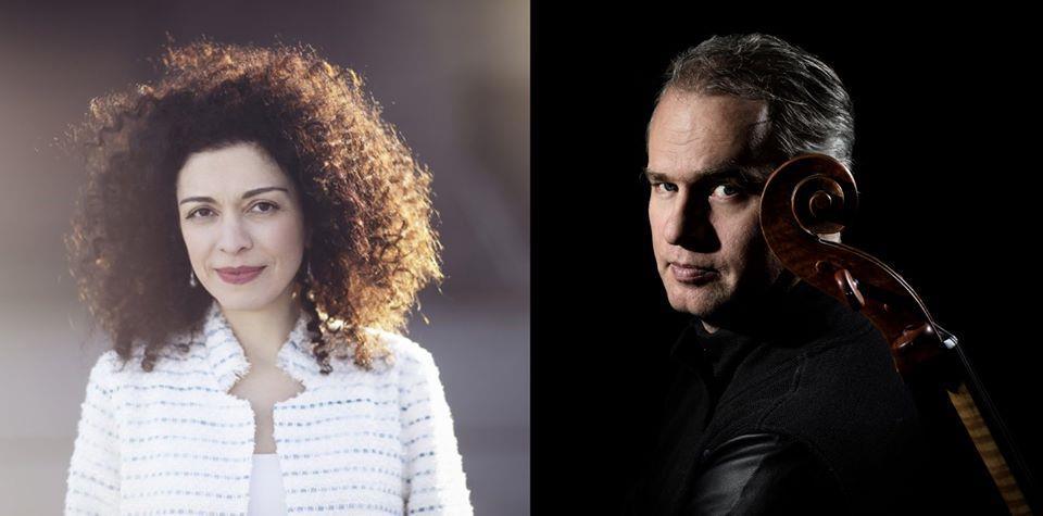 Nordiskt stjärnmöte - Thorleif Thedéen violoncell och Marianna Shirinyan piano