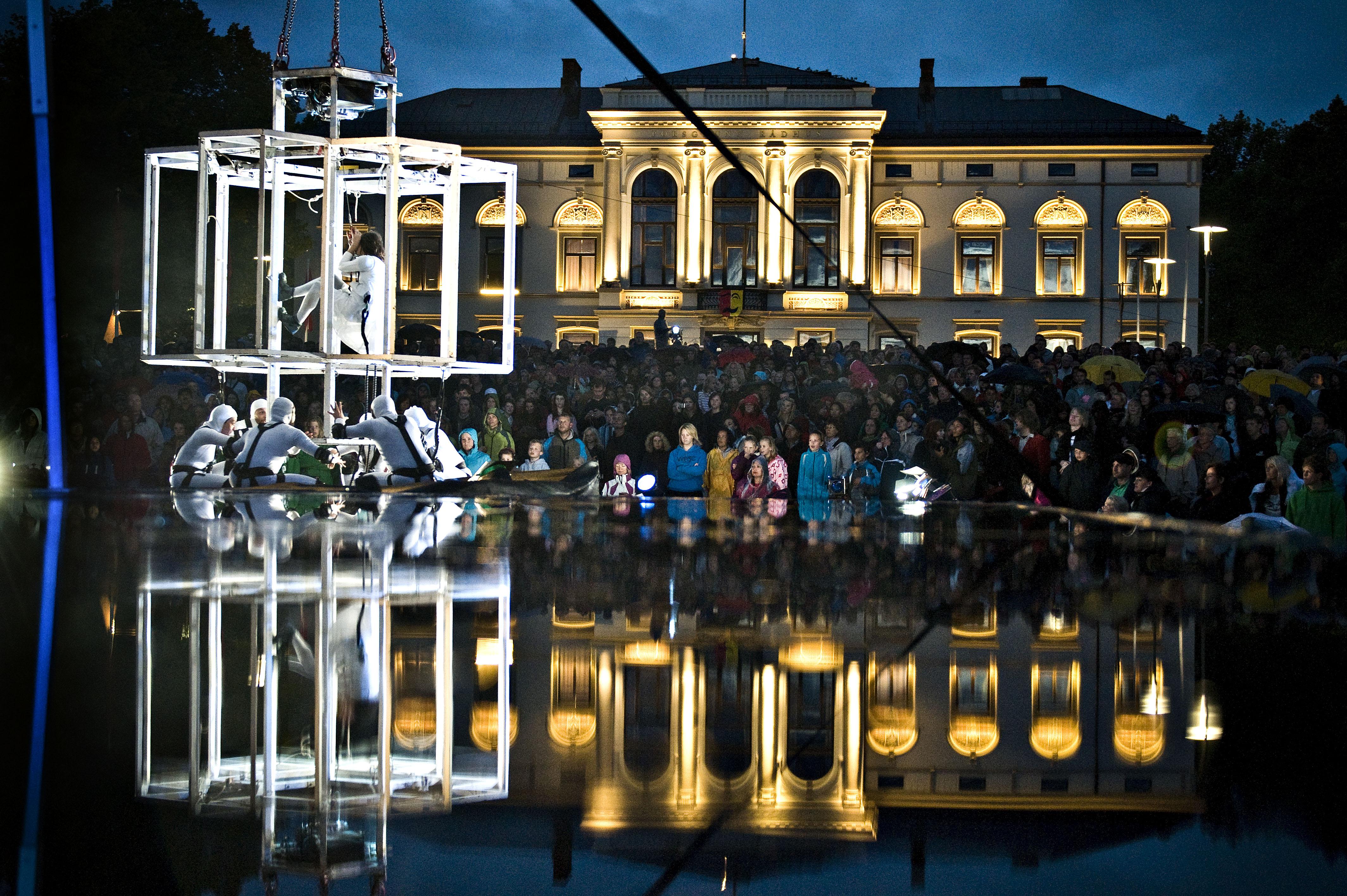 Porsgrunn Internasjonale Teaterfestival , © Dag Jenssen