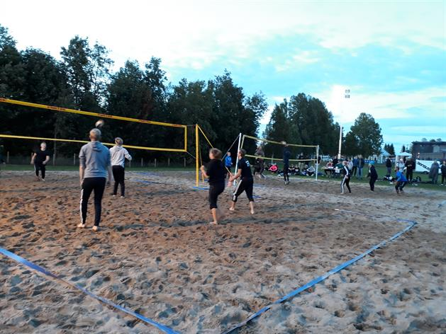 Beachvolley, Storstrand Kursgård