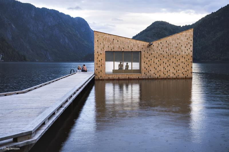 Soria Moria drop-in sauna - Vest-Telemark.no