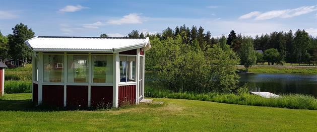 Isaktjärn Pavilion, Terese Lindbäck