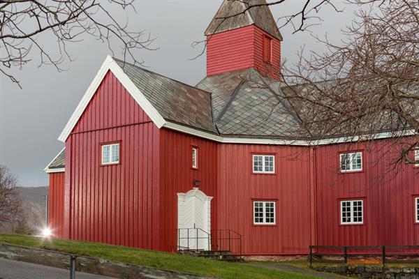 Stoksund Church