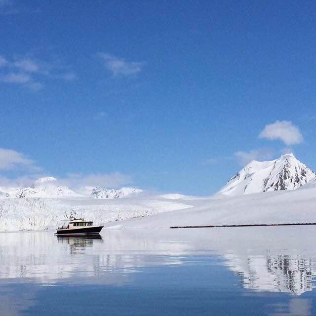 Spitsbergen Express Svalbard