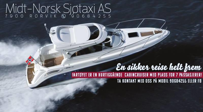 Midt-Norsk Sjøtaxi  - fishing, transport and safari