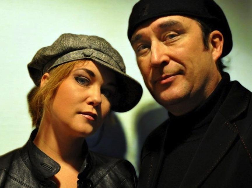 Steinar Albrigtsen og Monica Nordli i køntriteltet