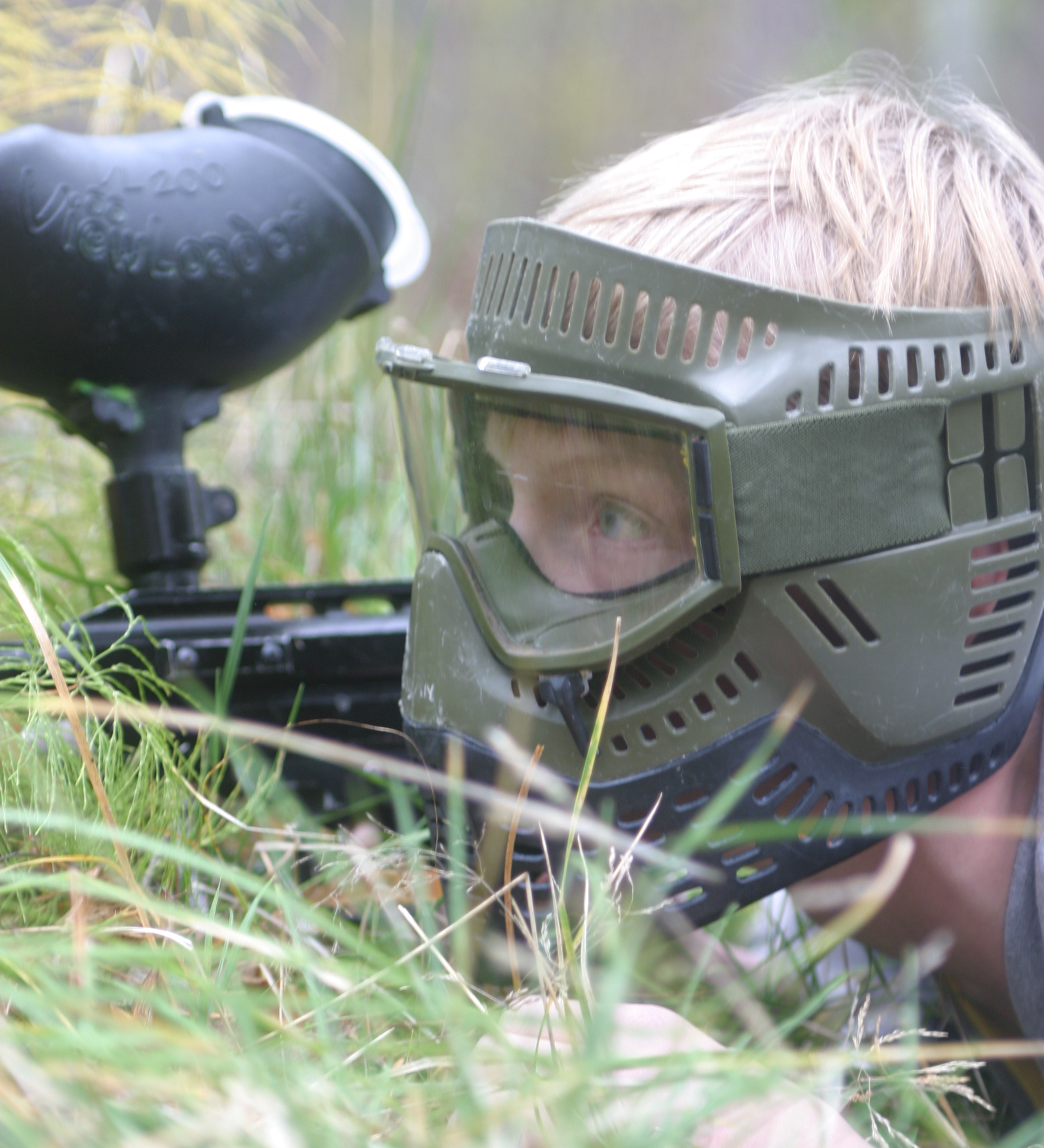 Paintball, Örjan