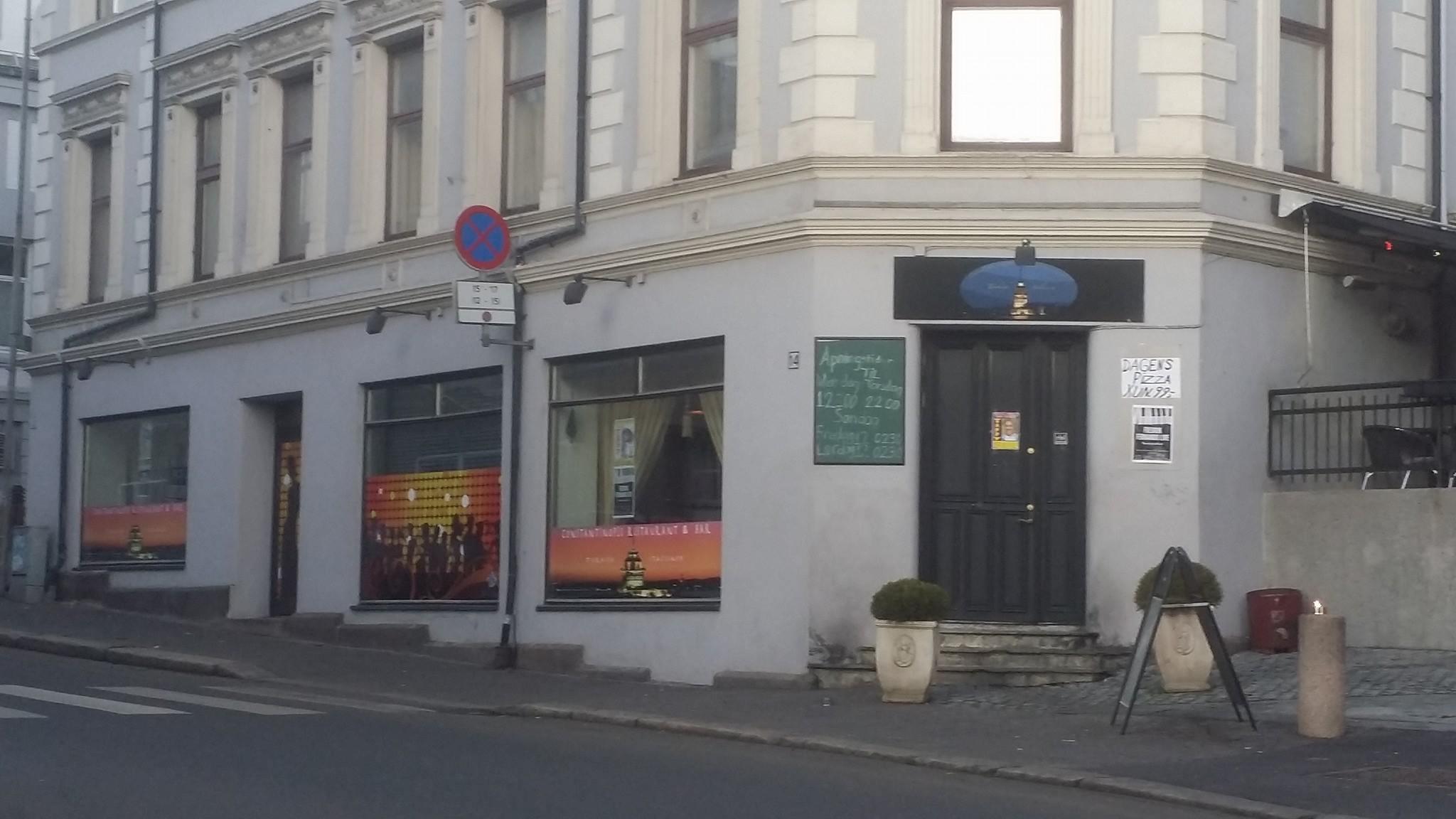 Restaurant som ligger i Skien sentrum, serverer retter fra det tyrkiske og italienske kjøkkenet.