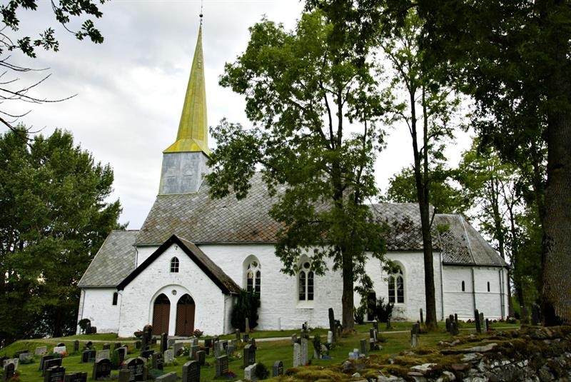 Alstadhaug church